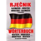 Njemačko-hrvatski i hrvatsko njemački rječnik s gramatikom