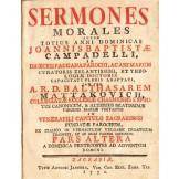 Sermones morales super totius anni dominicas : pars altera : a dominica pentecostes ad adventum domini.