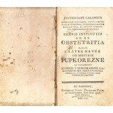 Brevis institutio de re obstetritia