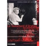 Le Testament d'Orphée DVD