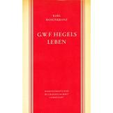 G. W. F. Hegels Leben
