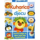 Kuharica za djecu : izvrsna knjiga za djecu koja žele naučiti kuhati