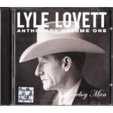 Anthology Volume One Cowboy Man CD