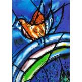 Ich stelle meinen Bogen in die Wolken: Die Chagall-Fenster zu St. Stephan in Mainz