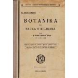 Botanika ili Nauka o biljkama za I. i II. razred srednjih škola