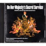 On Her Majesty`s Secret Service - Original Motion Picture Soundtrack CD