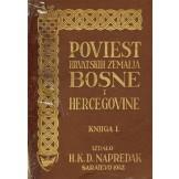 Poviest hrvatskih zemalja Bosne i Hercegovine: knjiga I.