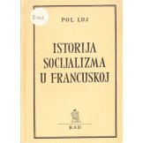 Istorija socijalizma u Francuskoj