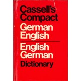 Cassell`s Compact GermanEnglish Dictionary