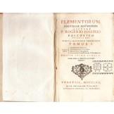Elementorum universae matheseos I-III