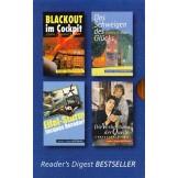 Blackout im Cockpit / Das Schweigen des Glücks / Eifel-Sturm / Die Verheißung der Quelle (Reader`s Digest Bestseller)