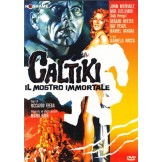 Caltiki - Il mostro Immortale DVD