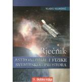 Rječnik astronomije i fizike svemirskog prostora