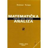 Matematička analiza 2 - Funkcije jedne varijable