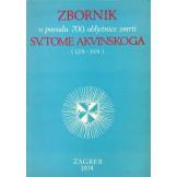 Zbornik u povodu 700. obljetnice smrti sv. Tome Akvinskoga (1274 - 1974)