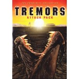 Tremors Attack Pack (2 DVD-a)