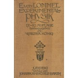 Lehrbuch der Experimentalphysik  von Dr. E. Lommel