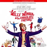 Willy Wonka & The Chocolate Factory (Special 25th Anniversary Edition - Original Soundtrack) CD